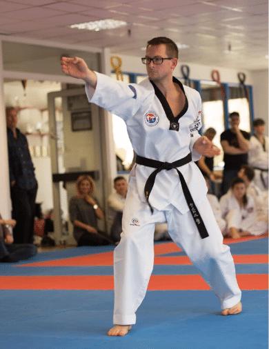 Taekwondo Tegernsee Familie Erwachsenen
