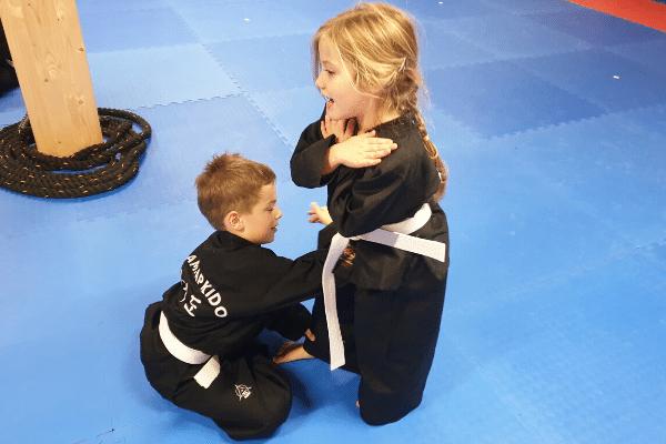 Hapkido Kinder Taekwondo Tegernsee