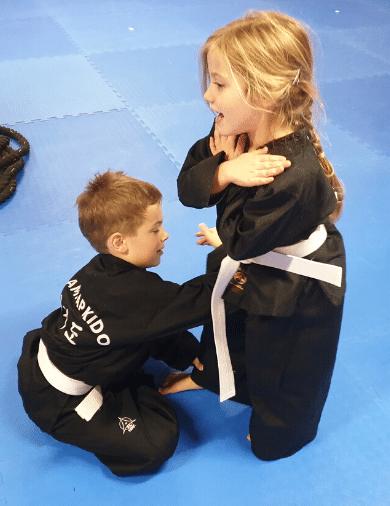 Hapkido Kids Selbstverteidigung