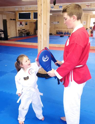 Lion Kidz Training Kindergartenunterricht